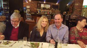 Mike, Cheryl & Jack, Julia NYE 2015