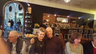 Susan & Carl NYE 2015