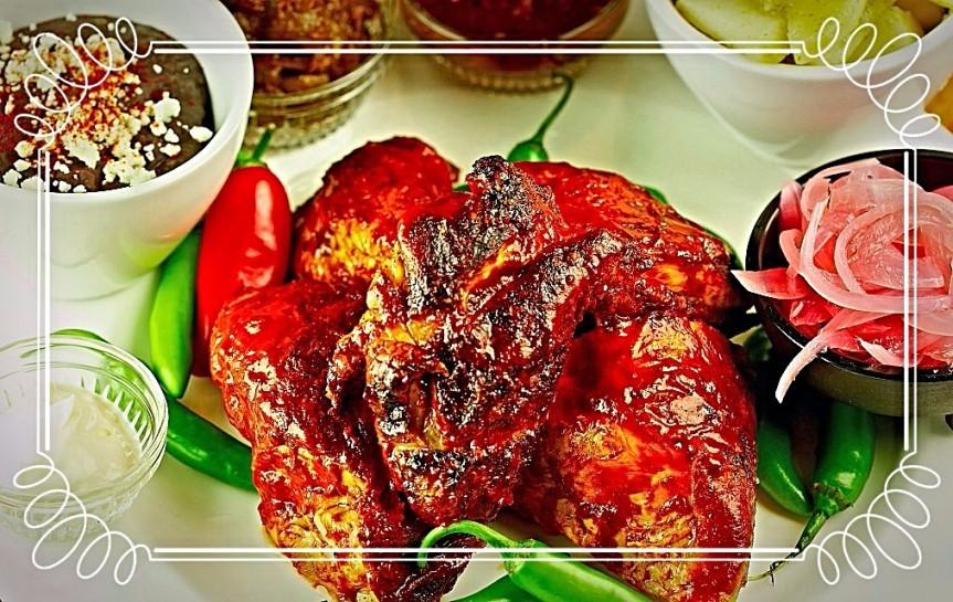Chicken Dinner XICO